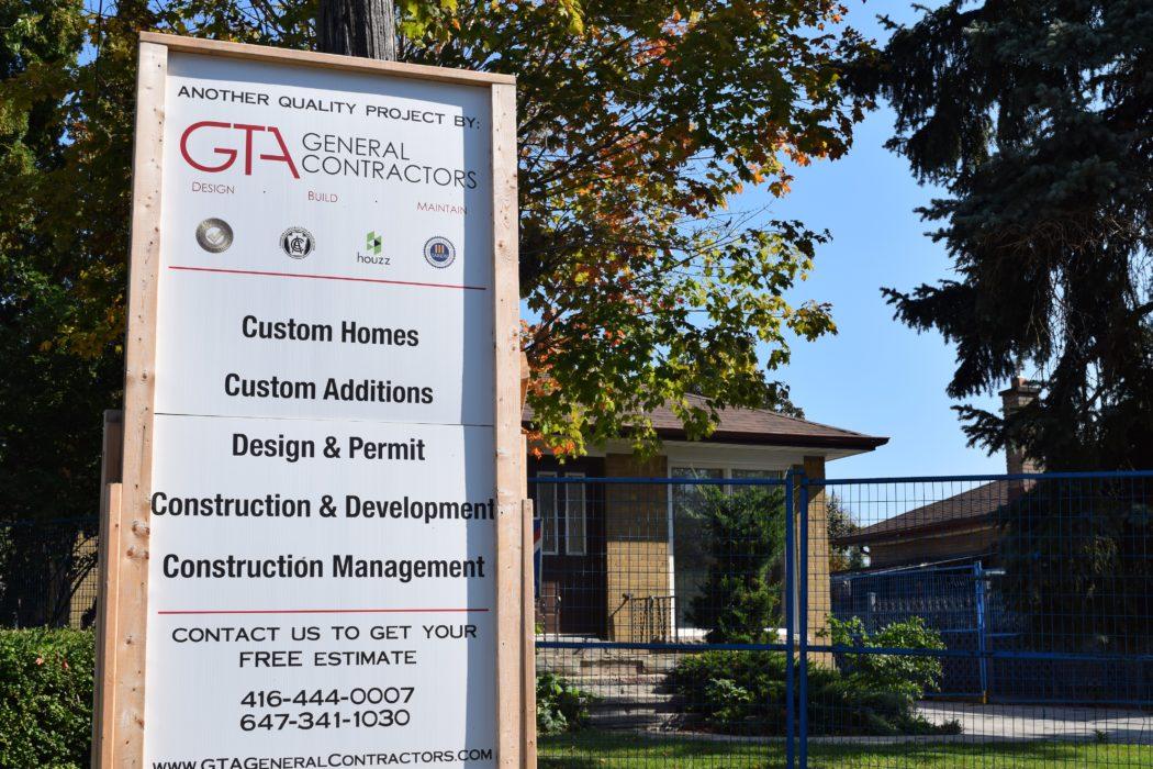 Renovation   Demolition   Custom Home Construction   GTA General Contractors