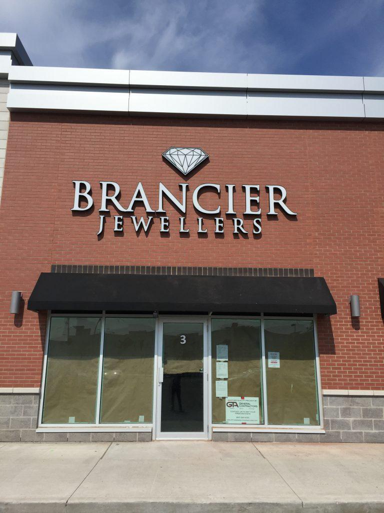 Brancier Jewellers Store
