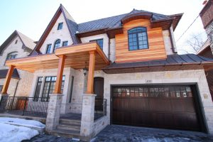 custom home construction toronto