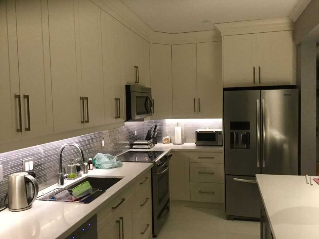 Sherlie St. Kitchen Renovation
