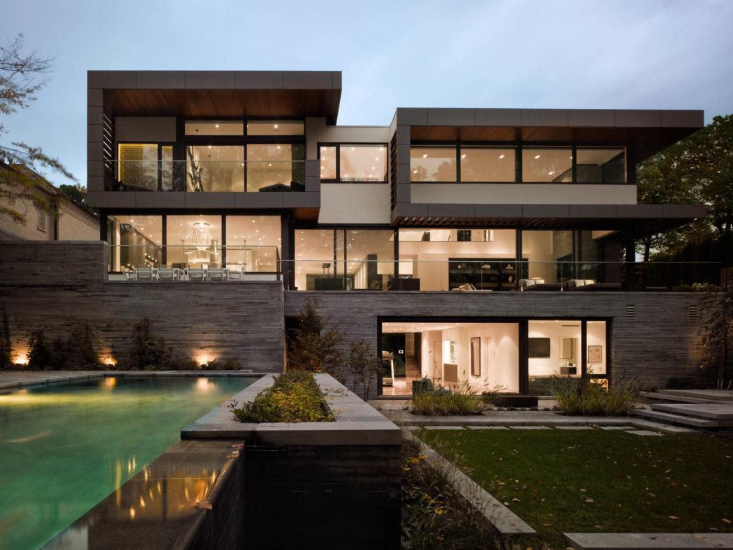 Exterior Designer Toronto Heser