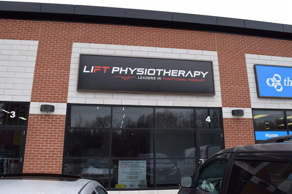 Lift Physiotherapy Clinic