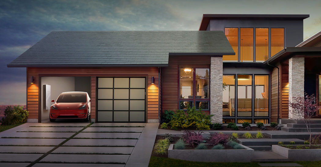 Tesla Solar Roof is coming on the market soon