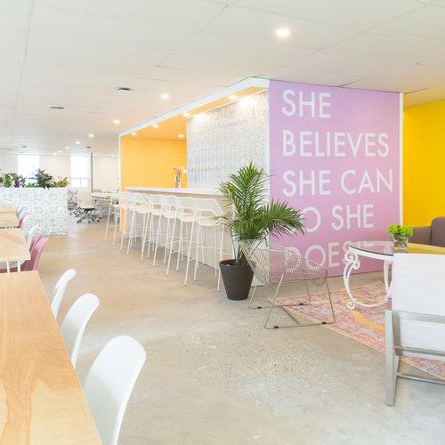 Make+Lemonade Office - Downtown Toronto