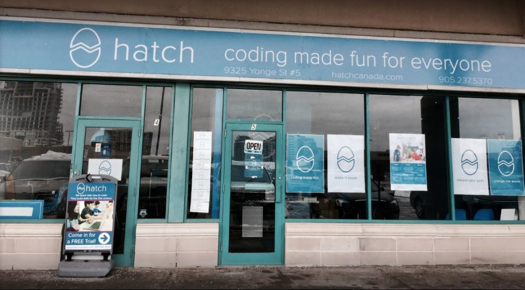 educational facility construction | hatch canada coding GTA