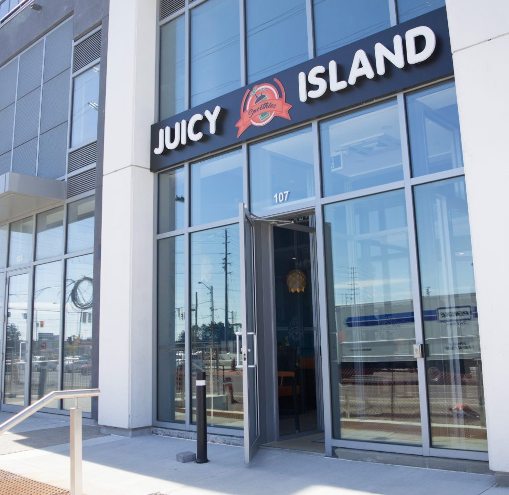 """A """"Juicy"""" Restaurant Construction Interview with GTAGC CEO, Abe Nafar"""