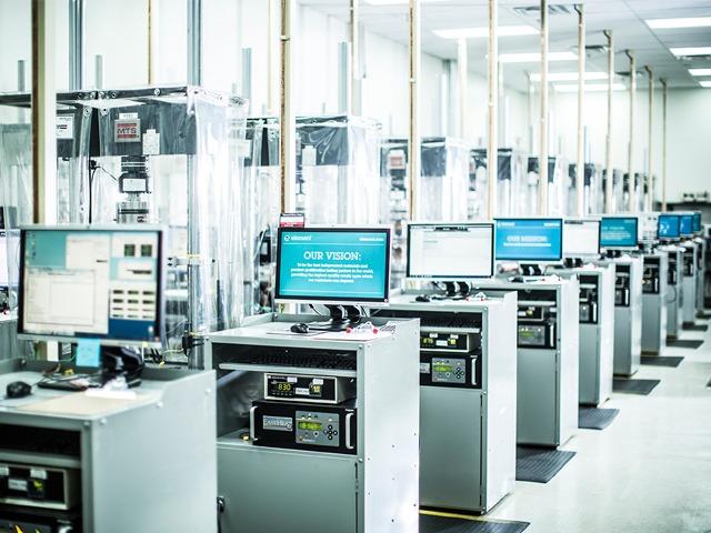 Exova Enviromental Testing Facility | Ottawa