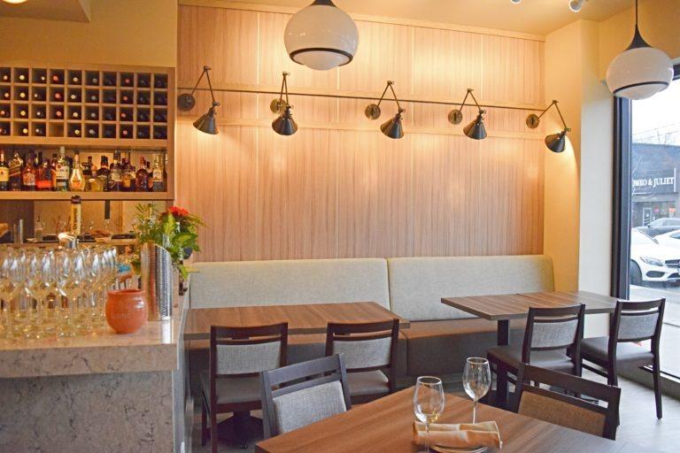 Award winning restaurant design toronto