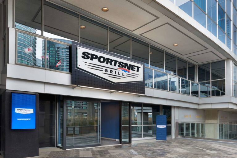 Toronto Sportsnet Grill | GTA General Contracot