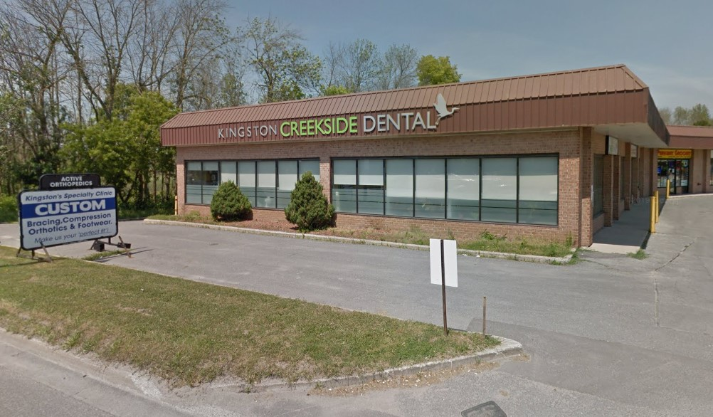 kingston construction medical clinic