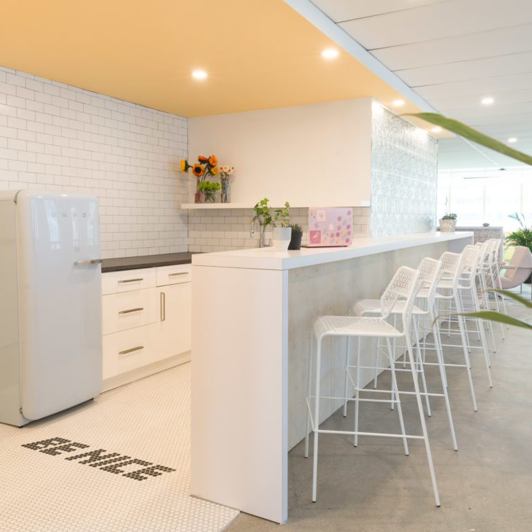 Make Lemonade - Office Design & Build Construction Services