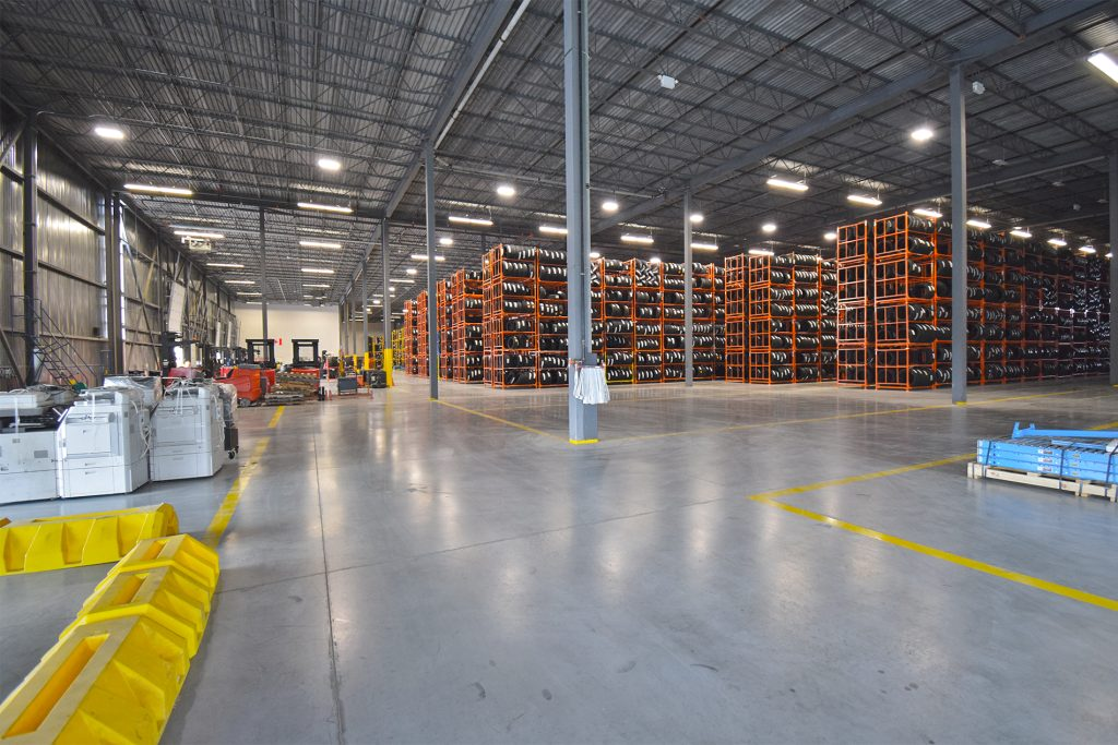 Groupe Touchette Warehouse Pictures - Mississauga