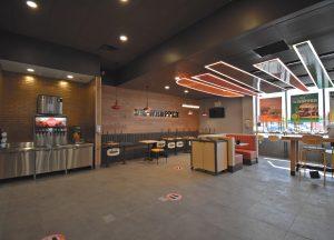 Burger King - Pickering - GTA General Contractors
