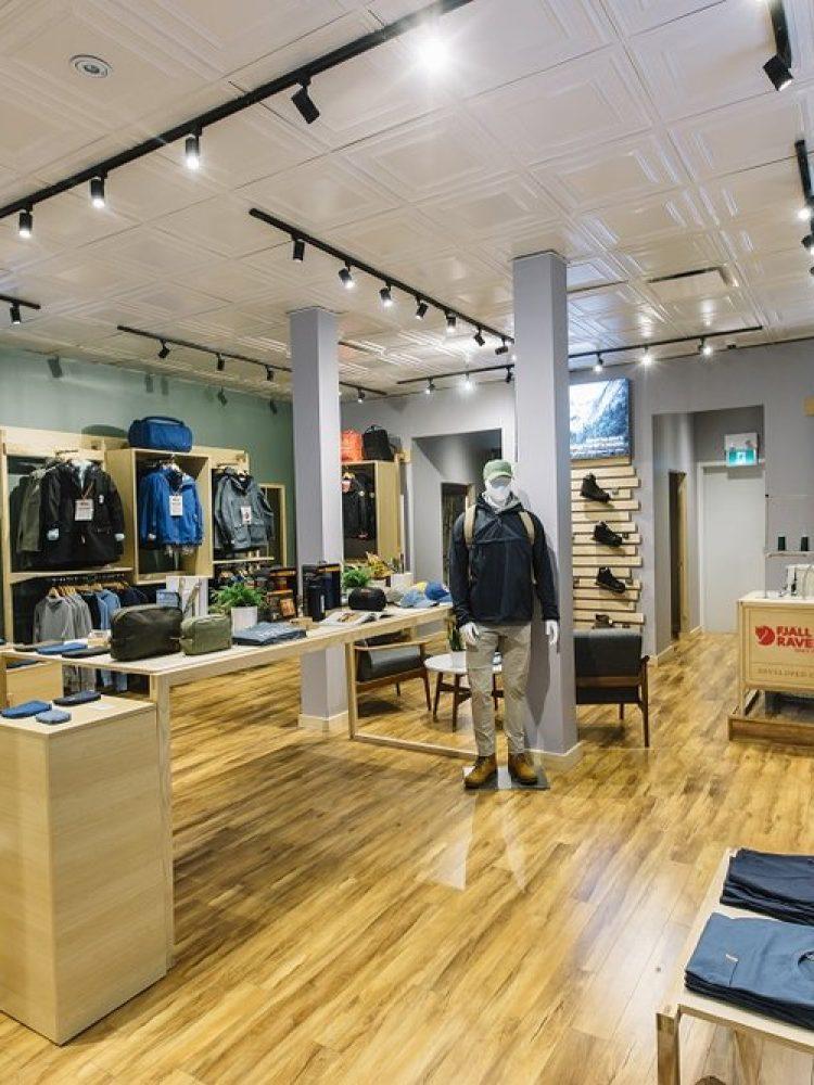 Fjallraven Toronto - Retail Contractors