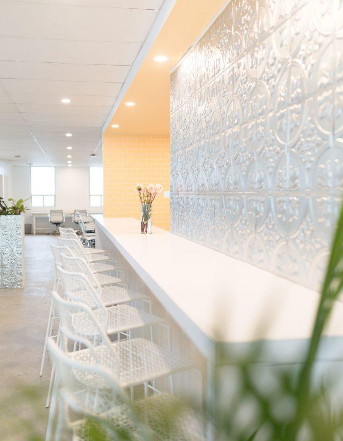 Make Lemonade Office Construction Project